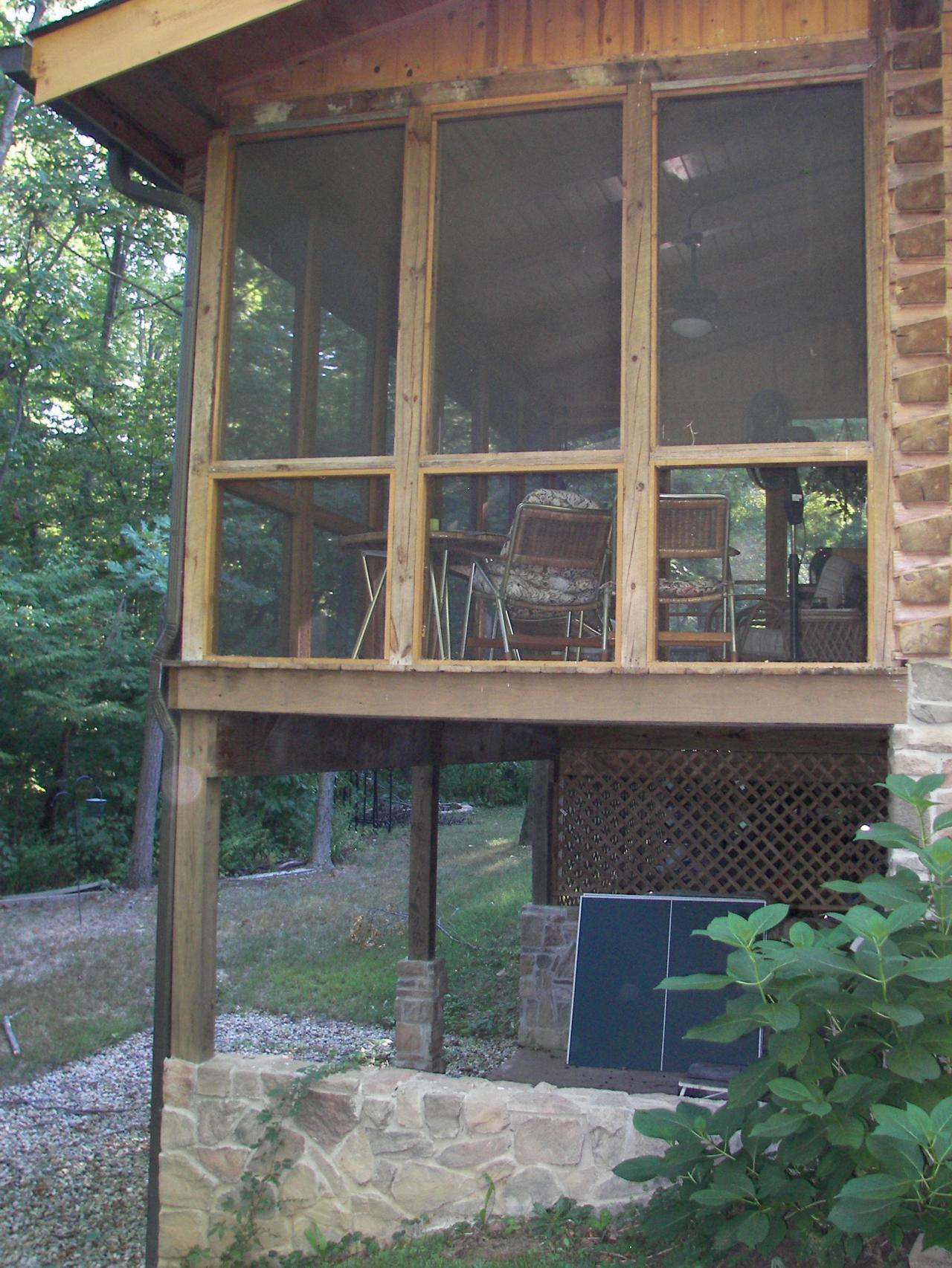 Nick 39 S Custom Construction Screen Porches